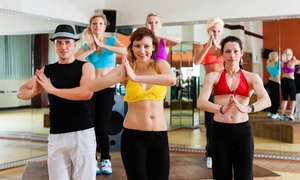 Red Door Dance Studio: Belly-Dancing Classes at Red Door Dance Studio (Up to 71% Off). Four Options Available.