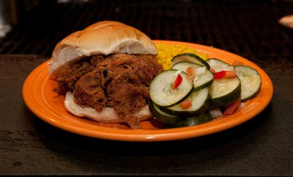 image for 20% Cash Back at Bison County Bar and Grill