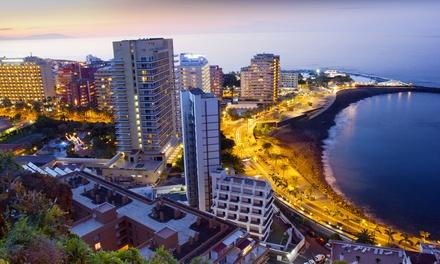 ✈Tenerife: 4 o 7 noches en habitación doble con vuelo de I/V desde Madrid o Barcelona en Hotel Globales Acuario