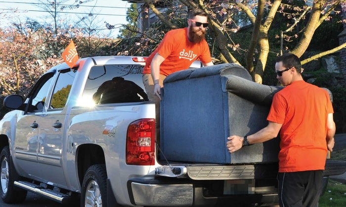 Dolly - Salt Lake City:  $20 for $40 Worth of Moving and Delivery Services from Dolly