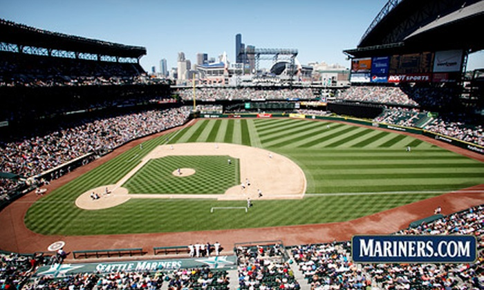 Seattle Mariners - Safeco Field: Mariners Safeco Field Suite Ticket and $10 Worth of Food or Merchandise (Up to $170.75 Value). Six Games Available.