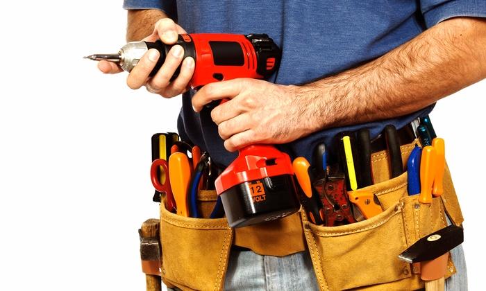 The Acton Handyman - Boston: $70 for $140 Groupon — The Acton Handyman