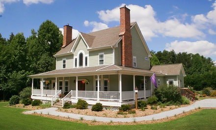 1-Night Stay for Two at Seven Oaks Bed and Breakfast in High Point, NC