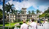 Polynesian Adventure Tours: Two Double-Decker-Bus Tours for One Child or One, Two, or Four Adults from Polynesian Adventure Tours (Up to 55% Off)