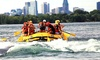 Rafting Montreal - Lasalle: $25 for a White Water Rafting Descent on the Lachine Rapids with Rafting Montréal ($47 Value)