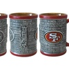 NFL Stone Wall Mugs (2-Pack)