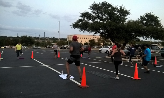 Christ Fit Fusion - San Antonio: Six Weeks of Unlimited Circuit Training Classes at Christ Fit Fusion (70% Off)