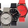 Simplify The 2400 Men's Leather Strap Watch