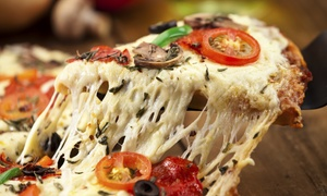 Napoli Pizza and Pasta: Focaccia and Any Pizza or Pasta from R107 at Napoli Pizza and Pasta (Up to 54% Off)