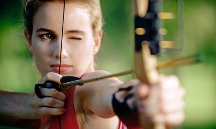 Deer Creek Archery - 3, Bel Air: Lesson, Shooting Session, and Equipment Rental for Two or Four at Deer Creek Archery in Churchville (Up to 84% Off)