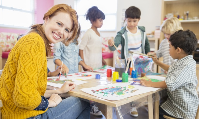 A+ Academics - Modesto: One Week of Preschool Childcare from A+ Academics (80% Off)