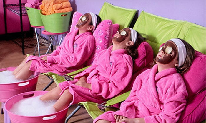 Shug-A-Bug Kids Spa, LLC - Charlotte: Spa Package with Manicure and Facial for One or Two Girls at Shug-A-Bug Kids Spa, LLC (Up to 56% Off)