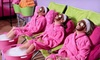Shug-A-Bug Kids Spa - Charlotte: Spa Package with Manicure and Facial for One or Two Girls at Shug-A-Bug Kids Spa, LLC (Up to 56% Off)