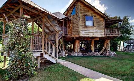 Groupon Deal: 2-Night Stay at Guadalupe River Houses in New Braunfels, TX
