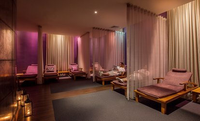 image for Spa Package with Thermal Suite Access and Afternoon Tea at Knightsbrook Hotel Spa and Golf Resort
