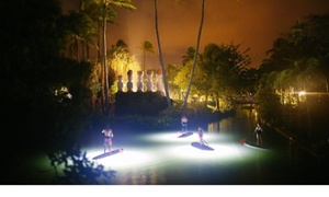 North Shore Explorers: Up to 50% Off Moonlight Paddle Board or Kayak Tour  at North Shore Explorers