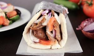 Elham Restaurant: $20 for $40 Worth of Middle Eastern and Mediterranean Fare at Elham Restaurant