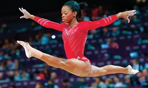 2015 P&G Gymnastics Championships: One Ticket to the P&G Gymnastics Championships at Bankers Life Fieldhouse on August 15 or 16 (Up to 57% Off)