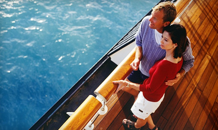 Allen Batista Travel, Inc. - New York Skyport Marina: $39 for a Lunch or Dinner Entertainment Cruise from Allen Batista Travel, Inc. (Up to $85 Value). 10 Options Available.