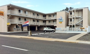 Jersey Shore Hotel Two Blocks from Beach