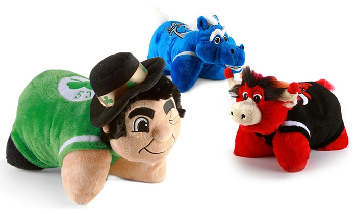 NBA Mini Pillow Pets: NBA Mini Pillow Pets. Multiple Teams Available. Free Returns.