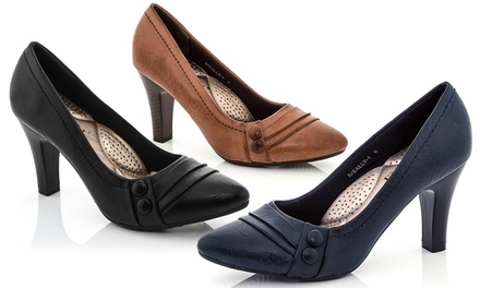 Rasolli Sally Women's Comfort Pumps