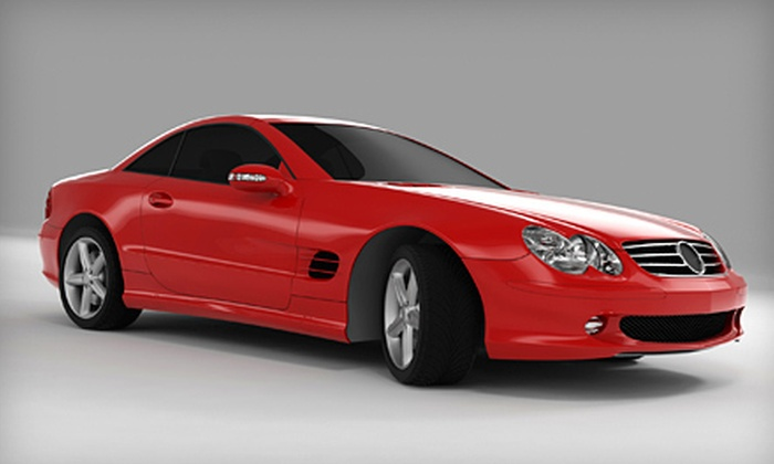 FX Auto Tint - Whitby: $29 for $100 Worth of Automotive Window Tinting, Detailing, and Windshield Replacement at FX Auto Tint in Whitby