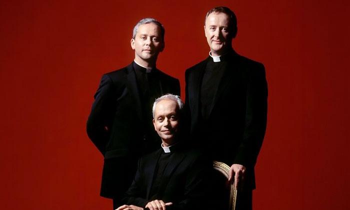 The Priests - Rialto Square Theatre: The Priests at Rialto Square Theatre on March 19 at 7:30 p.m. (Up to 45% Off)