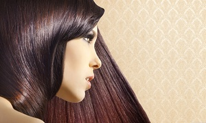 Looks to Dye For Salon: Haircut and Style with Partial or Full Highlights or Color at Looks to Dye For Salon (Up to 56% Off)