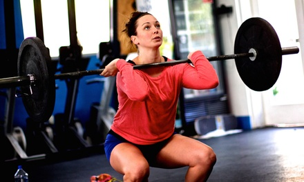 Four Weeks of Fitness Classes at CrossFit Beach Box (70% Off)