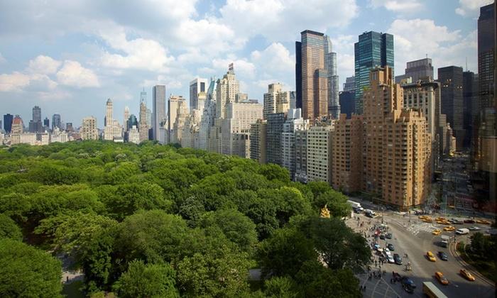 null - New York City: Stay at Trump International Hotel & Tower New York