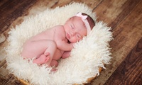 Bump to Baby Photoshoot with Prints at Caroline Anne Photography (87% Off)