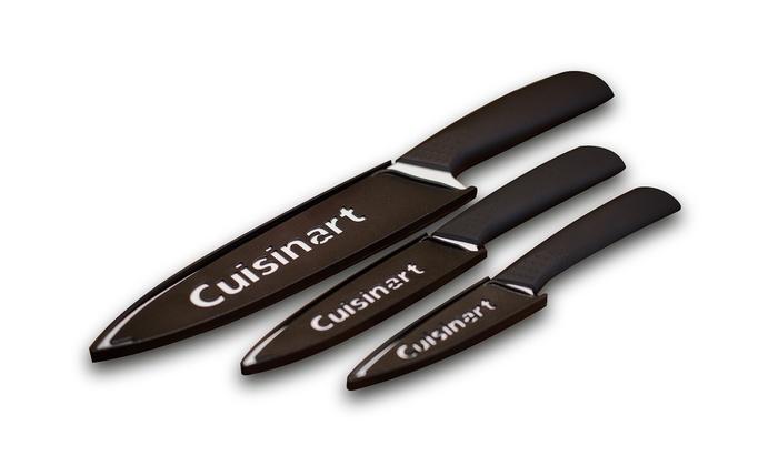 Cuisinart Elements 6 Piece Ceramic Knife Set