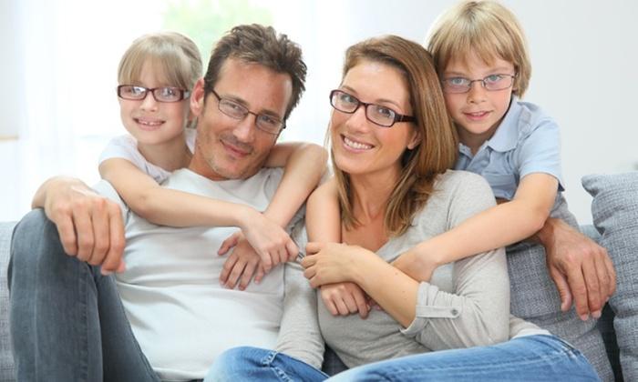 OptiTech - Eastwood: C$15 for C$150 Worth of Prescription Glasses at OptiTech Eyewear