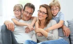 OptiTech: CC$15 for CC$150 Worth of Prescription Glasses at OptiTech Eyewear