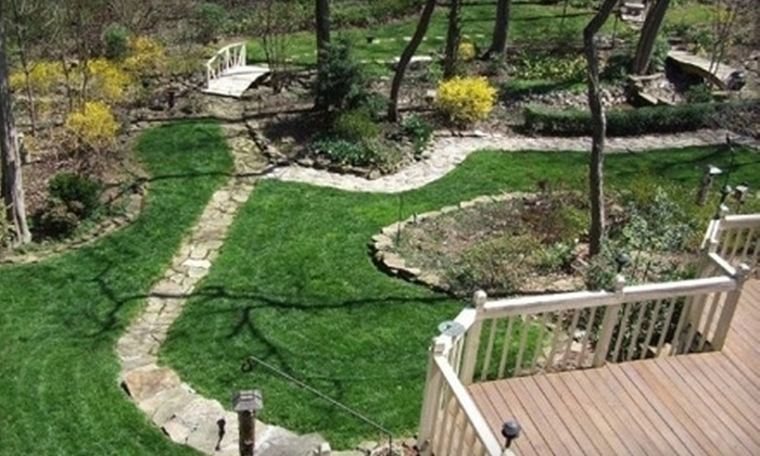 NaturaLawn of America - Greenville: $89 for Fall Core Lawn Aeration for Up to 1/4 Acre from NaturaLawn of America (Up to $250 Value)