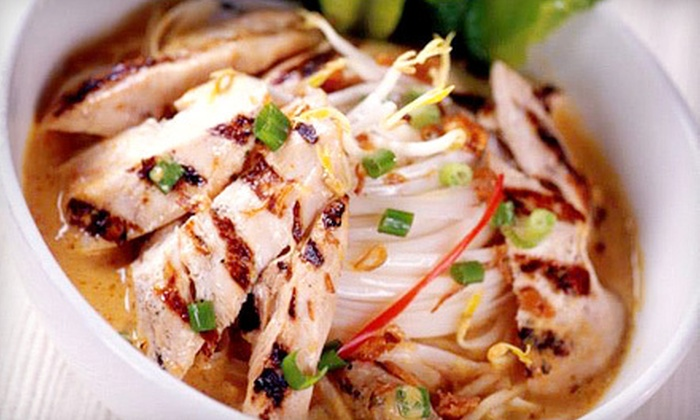 Surin of Thailand - Huntsville: $10 for $20 Worth of Thai Cuisine and Sushi at Surin of Thailand