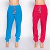 Women's Solid Drawstring Jogger Pants