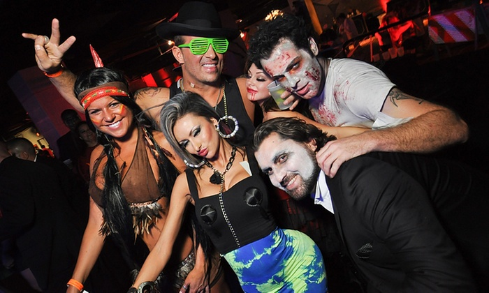 The Haunted Hotel Halloween Ball - Multiple Locations: Haunted Halloween Ball at Congress Plaza Hotel with Access to Pre-Party and Post-Party on October 30 and 31