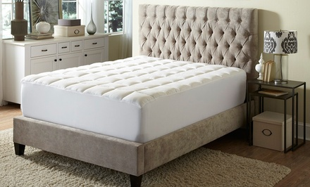DreamCloud Hi-Loft Mattress Pad