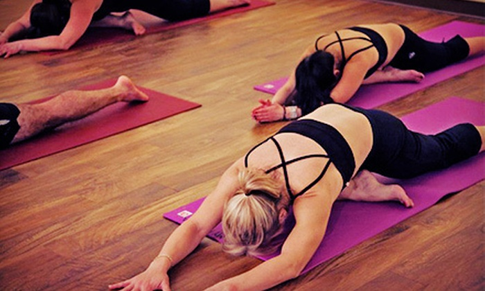 My Hot Yoga - My Hot Yoga: 10 or 20 Hot-Yoga Classes at My Hot Yoga (Up to 75% Off)