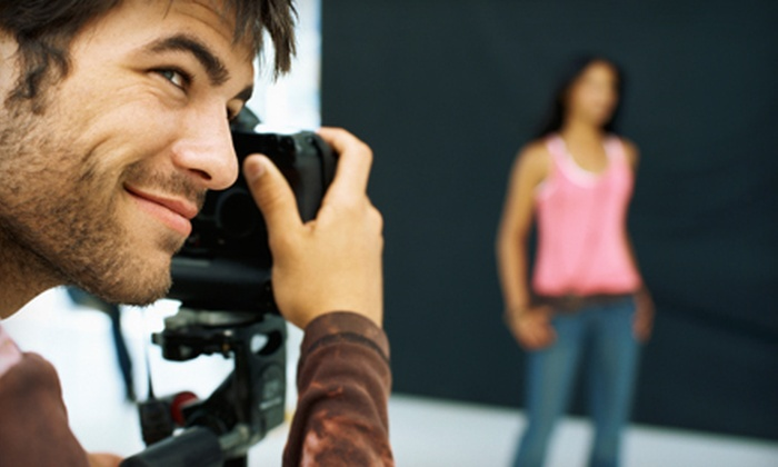 Studio 370 - Kitchener: Photo-Shoot Package for One or up to Four with Prints at Studio 370 (Up to 57% Off)