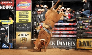 PBR Touring Pro Division HOOey Brands Classic: PBR Touring Pro Division HOOey Brands Classic at Cedar Park Center on August 7 or 8 (Up to Half Off)