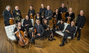 St. Luke's Chamber Ensemble: St. Luke's Chamber Ensemble 15/16 Series: Continental Connections on Oct. 18, Feb. 21, and May 15 at Brooklyn Museum
