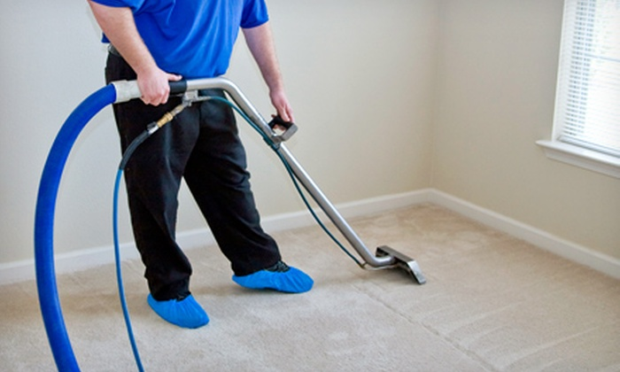 Totally Clean - Madison: Upholstery Cleaning for a Chair and Sofa or Three Rooms of Carpet Cleaning from Totally Clean (Up to 57% Off)