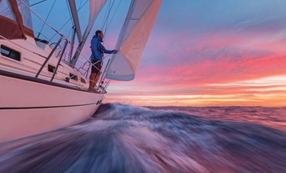 image for $385 for 3-Hour Private Sunset Cruise for Six from North Coast Sailboat Charters ($500 Value)