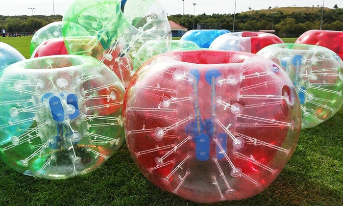 Hillcrest Hero Bubble Soccer Tournament 2016 - Hillcrest Hero Bubble Soccer Tournament 2016: One, Two, or Four Tickets to Hillcrest Hero Bubble Soccer Tournament 2016 on April 9 (Up to 54% Off)