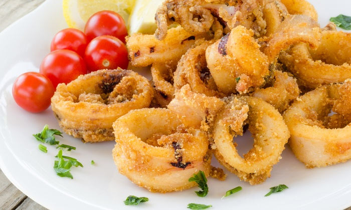 Ristorante Macedonia - Mira Porte (VE): Menu di pesce con 1 kg di fritto misto e vino da 29,90 €