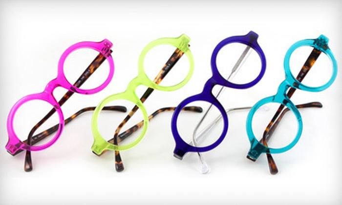 SEE Eyewear - Mid-City West: $49 for $200 Toward Prescription Eyeglasses or Sunglasses at SEE Eyewear