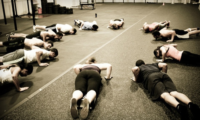 Da Factory Training Facility - Doral: $30 Worth of CrossFit Classes and Boot Camps